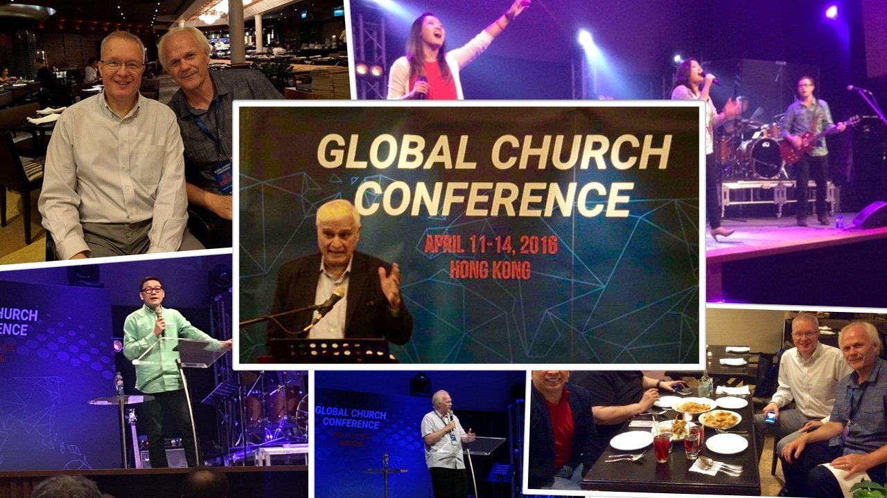 Global Church Conference Photo Highlights